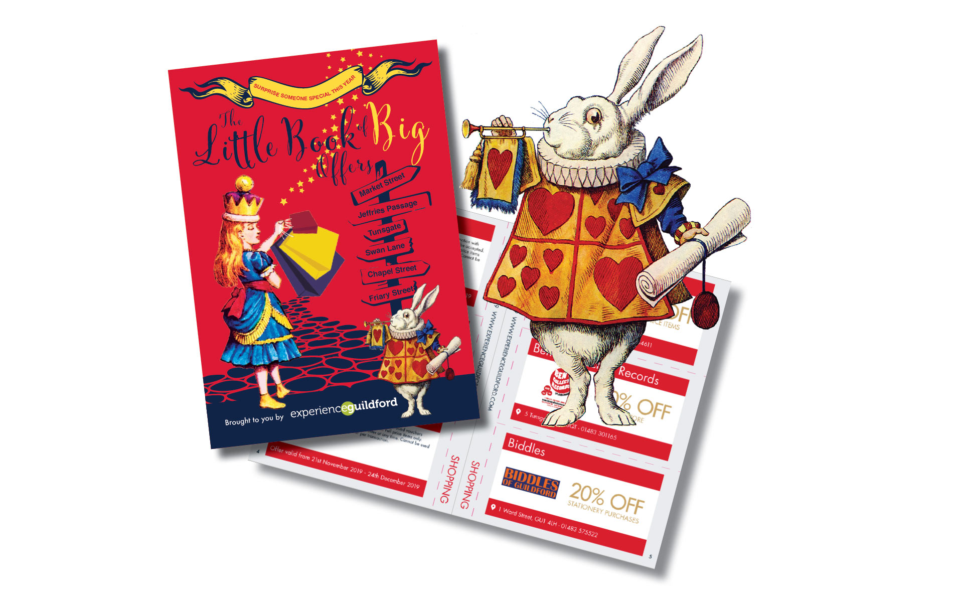 Lttle book of big offers