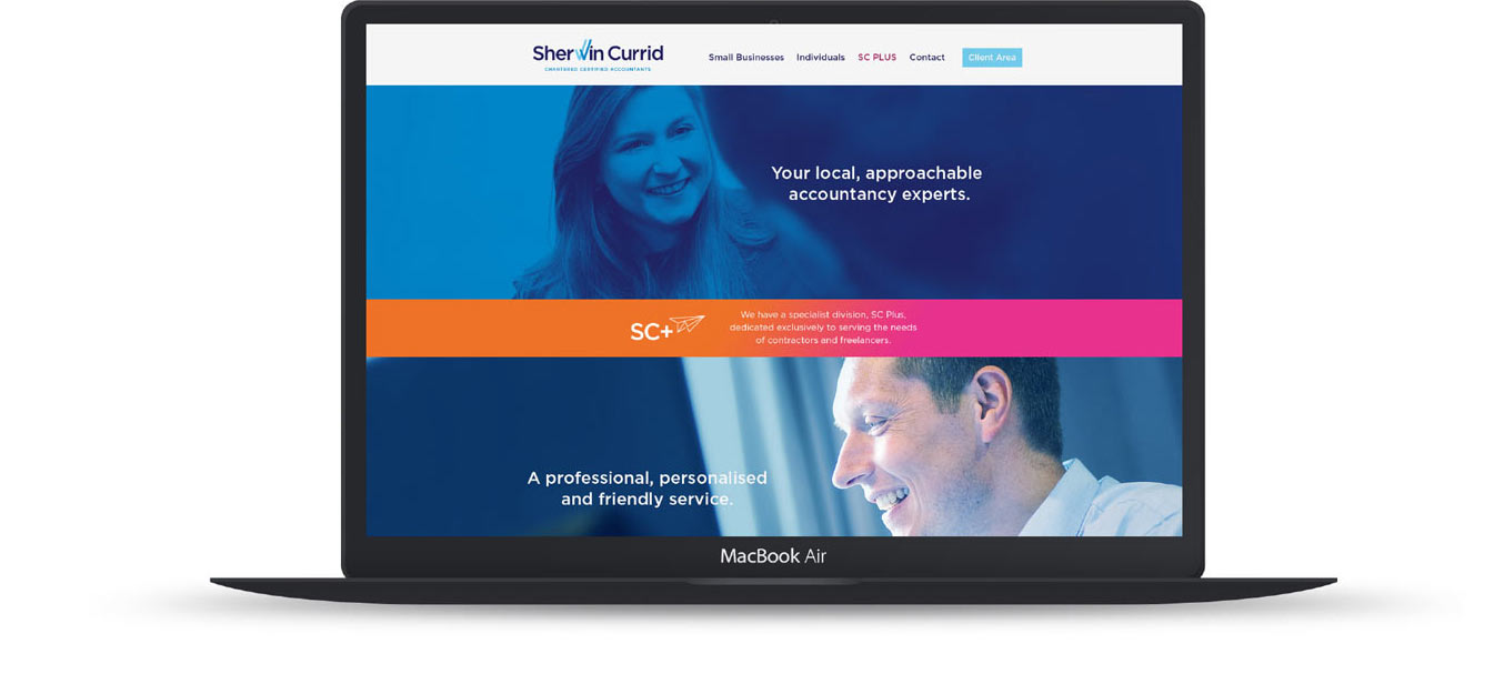 sherwin currid website