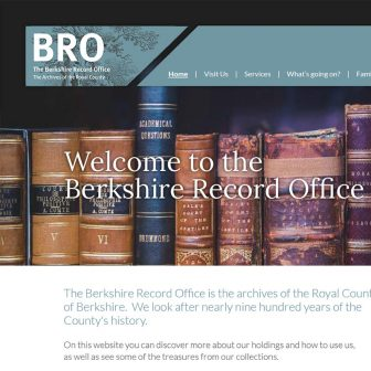 Berkshire Record Office