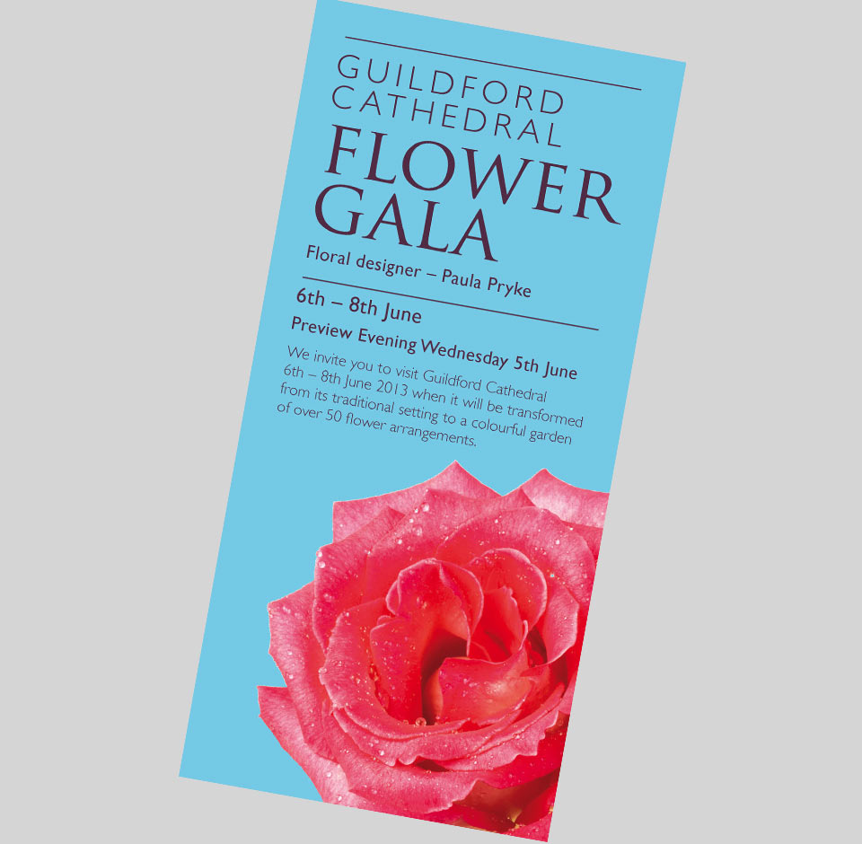guildford cathedral flyer